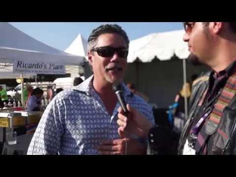 SMOOTH JAZZ LIVE BACKSTAGE INTERVIEW AT KSBR 2014-WITH PATRICK BRADLEY