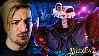 THIS GAME IS AMAZING!! || MediEvil REMAKE (Part 1)