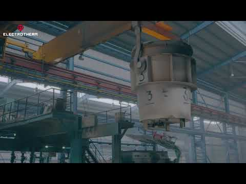 Steel Plant  by Electrotherm on turnkey basis
