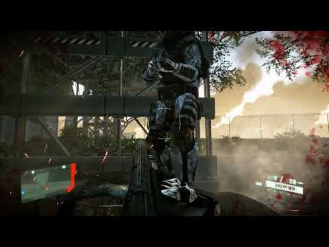 Crysis 2 - ВСТРЕЧА С ГУЛДОМ #2