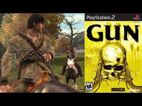Let's Play Gun Part 1 - Colton and Ned White, Like Father, Like Son