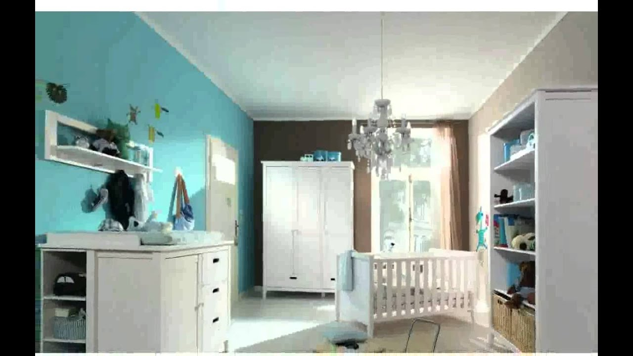 baby jungen zimmer ideen youtube. Black Bedroom Furniture Sets. Home Design Ideas
