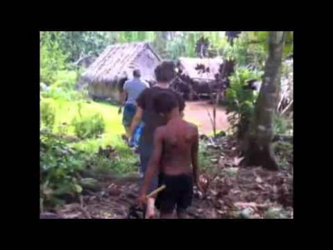 Bible Distribution, Gaua Island, Vanuatu Banks Group, Andy Chapman Music