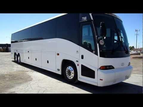 Bus For Sale! 2005 MCI J4500 56 Passenger Coach