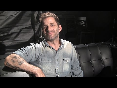 Zack Snyder Teases 'Justice League's Official Title and Production Schedule