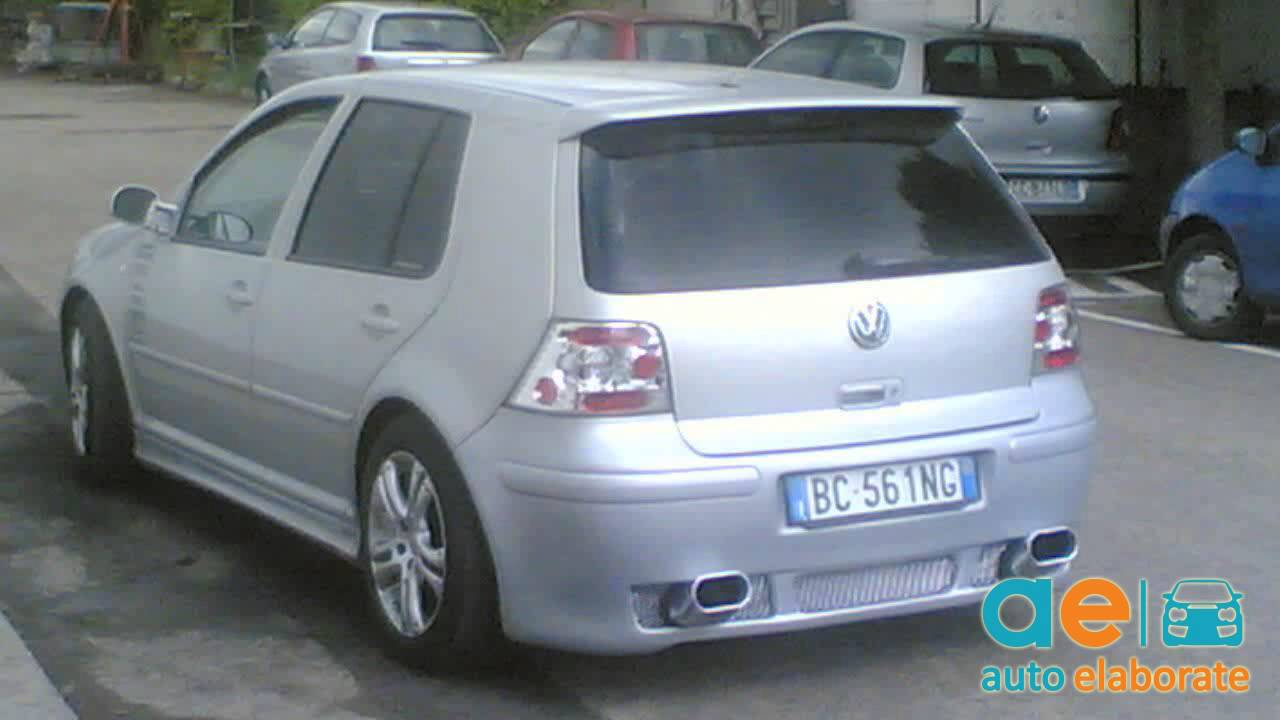 golf4 vw golf 4 101cv 1999 tuning youtube. Black Bedroom Furniture Sets. Home Design Ideas