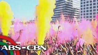 Sports U: Color Manila Run