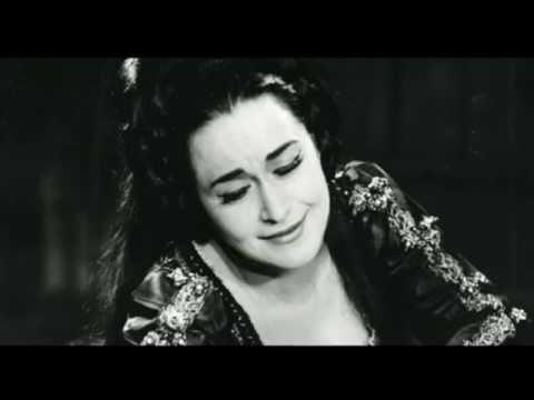 Leyla Gencer - Senza Mamma (Suor Angelica) - Puccini 1958