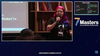 7Masters Web Semântica - Custom Elements Everywhere com Larissa Abreu