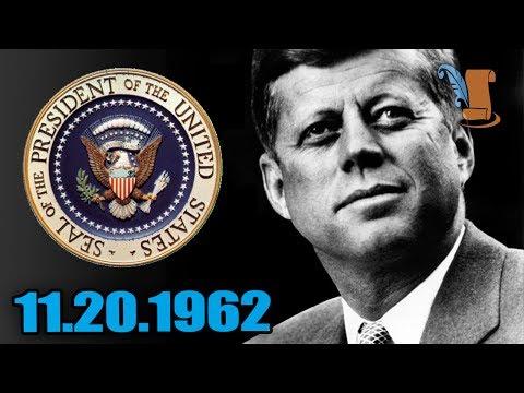 A Day In History: JFK's Executive Order 11063