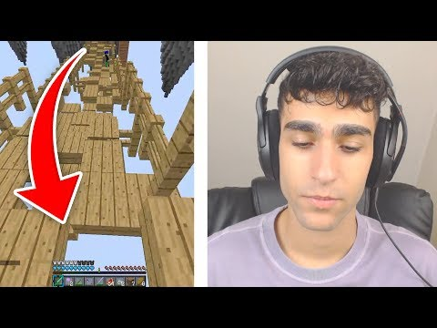 DIT KAN ALLEEN MIJ OVERKOMEN! - Minecraft Lucky Island