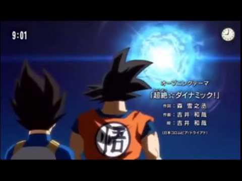 Dragon Ball SUPER OP 1 LATINO [ADRIAN BARBA]