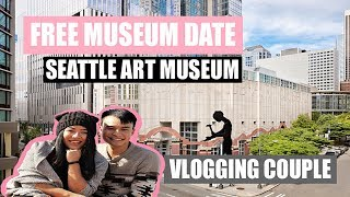 Things To Do in Seattle | Seattle Art Museum Review