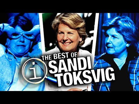 QI | Sandi Toksvig's Best Moments