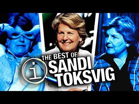QI  Sandi Toksvig's Best Moments