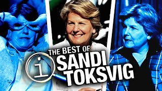 QI | Sandi Toksvig\'s Best Moments