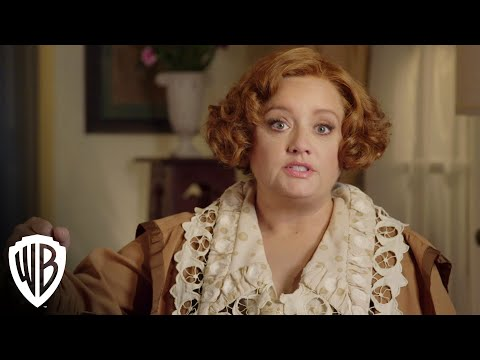 Wonder Woman - Etta Candy Gives A Lesson on The Amazons