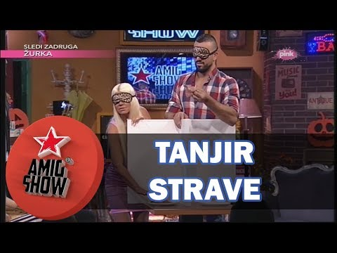 Tanjir Strave - Ami G Show S11 - E08