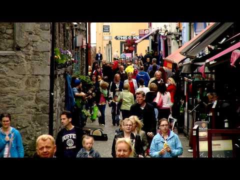 Three Sisters 2020: Cultural Champion Kilkenny  Tomm Moore