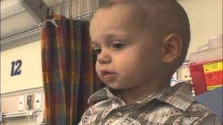 Peter's Story: St. Jude Provides
