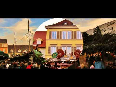 Ludwigsburg Germany Christmas Market 2012