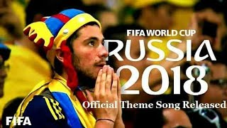 Gambar cover World cup 2018 theme song all of the pain by shakira