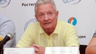 Семинар сбор заслуженного тренера по фигурному катанию Виктора Кудрявцева