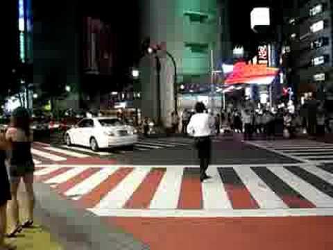 Shibuya Night Life