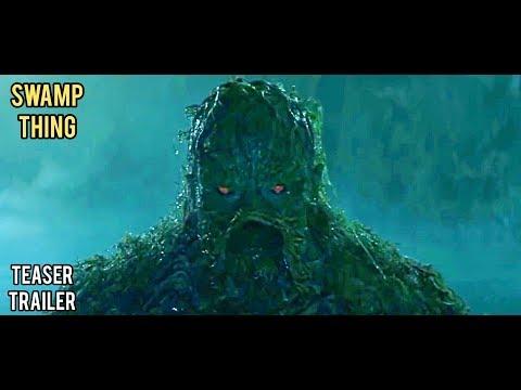 Болотная Тварь / Swamp Thing | Тизер-трейлер (Сериал, 2019) Джеймс Ван