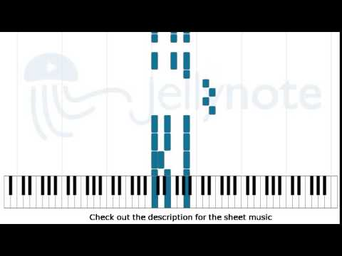 Losing My Religion Rem Piano Sheet Music Youtube