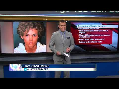 Corey Johnson investigation