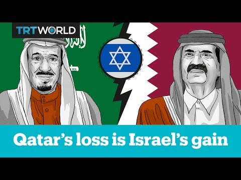 Is Israel gaining from the Saudi-Qatar diplomatic rift?