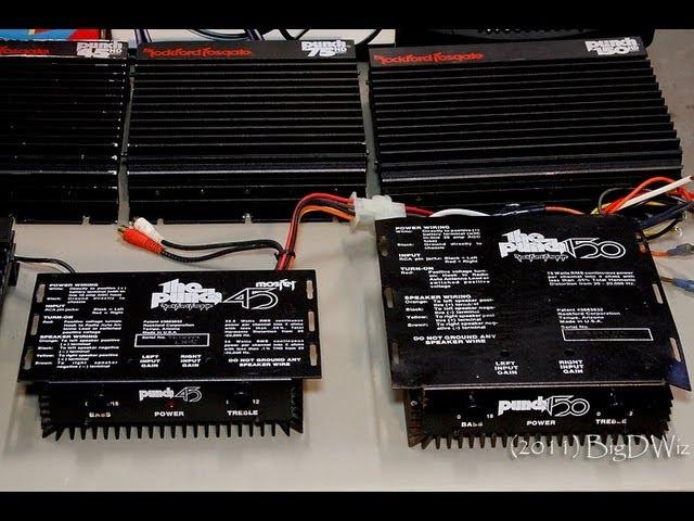 Amp Rockford Fosgate 650 Mos Fet Wiring Diagram - Wiring ... on
