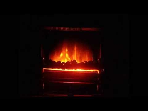 10 Hours of Electric Fireplace