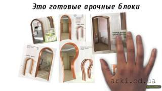 Межкомнатные Арки(Межкомнатные арки МДФ. Производство, установка., 2013-10-13T14:03:18.000Z)