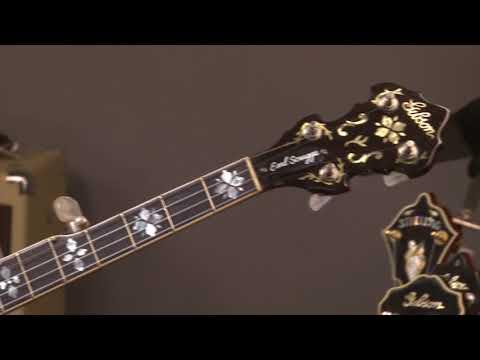 1988 Greg Rich era Gibson Earl Scruggs Standard 5 string banjo