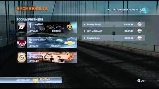 Fran plays Need For Speed The Run Mixed Competition - Part 1 Gameplay