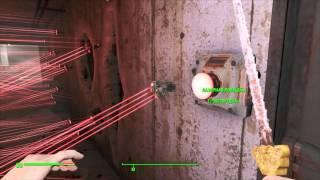 Fallout 4. Бесконечные ресурсы. Сталь, оптическое волокно, кристалл.