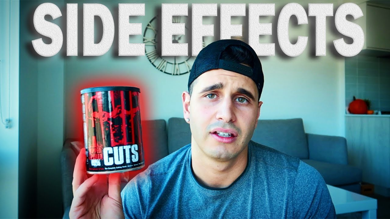 5 SIDE EFFECTS You Will Experience Taking ANIMAL CUTS!