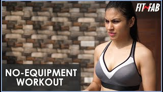 Full body workout at home without any gym equipment   Fitness   Fit n Fab by Pyar.com