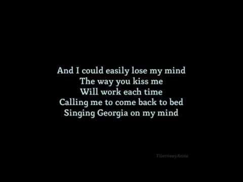 Vance Joy - Georgia Lyrics (Daithi De Nogla cover)