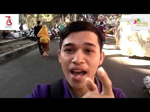 Pesona Festival Lomba Kendaraan Hias Kota Malang Dalam Rangka HUT RI Ke 73