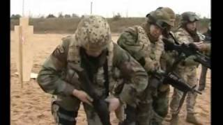 Bodyguard Agency trains Latvian solders for mission in Iraq and Afganistan