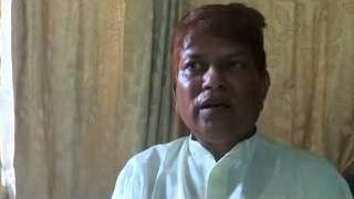 Interview with famous Marathi novelist & President of the Denotified and Nomadic Tribes Organization