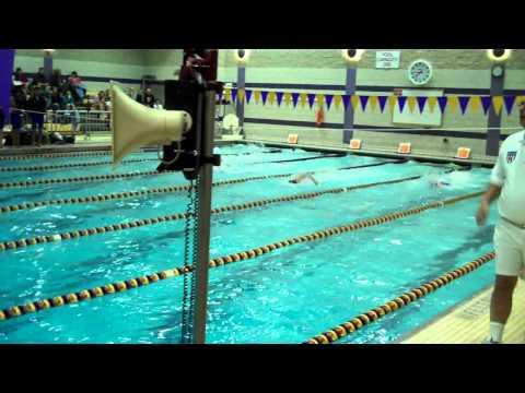 100 Free Ballston Spa Boys Swimming vs. Saratoga