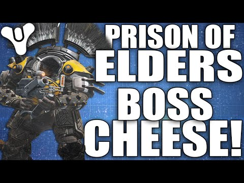 prison of elders matchmaking level 32 During bungie's destiny livestream today, the developer confirmed a new max light level, and showed new prison of elders content and revealed a.