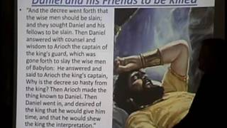 Daniel 2: Lowly Man Humbles a King-Pastor Bill Hughes