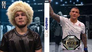 *NEW* Khabib Nurmagomedov LOSES to Dustin Poirier!? (What if) | UFC 242: Full Fight Breakdown