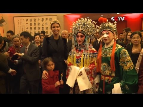 Why People Call Ivanka Trump a Goddess in China