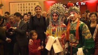 Why People Call Ivanka Trump a Goddess in China